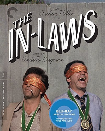 In Laws (1979) Falk Arkin Blu Ray Pg Criterion
