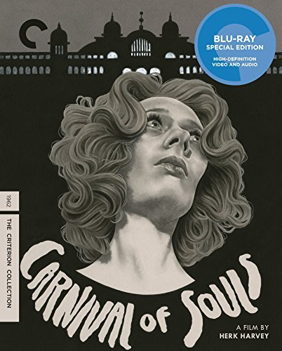 Carnival Of Souls (1962) Hilligoss Berger Blu Ray Criterion