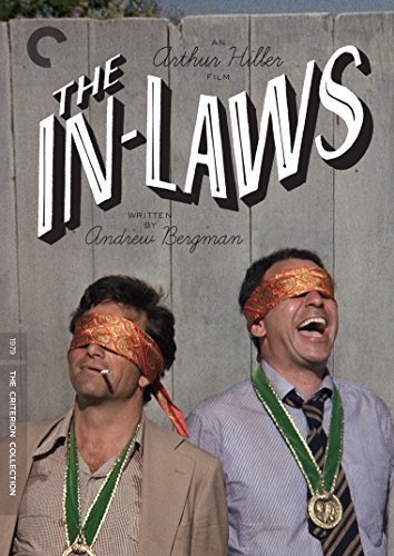 In Laws (1979) Falk Arkin DVD Pg Criterion
