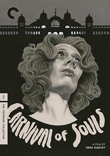 Carnival Of Souls (1962) Hilligoss Berger DVD Criterion