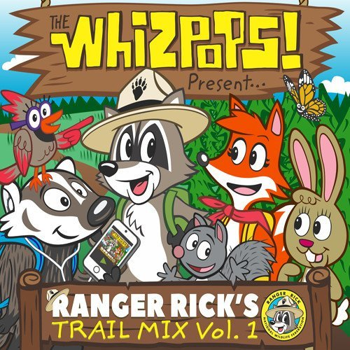 Whizpops Ranger Rick's Trail Mix Vol. 1