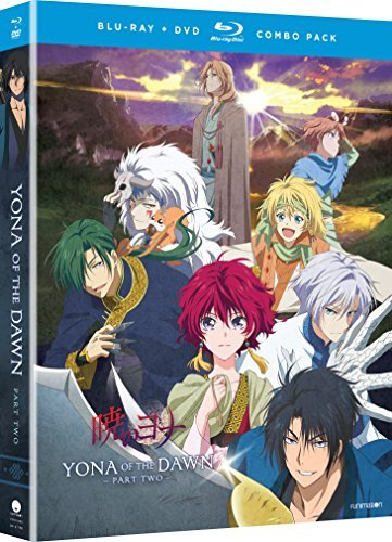 Yona Of The Dawn Part 2 Blu Ray DVD