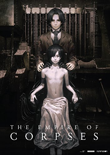 Project Itoh Empire Of Corpses Project Itoh Empire Of Corpses DVD Nr