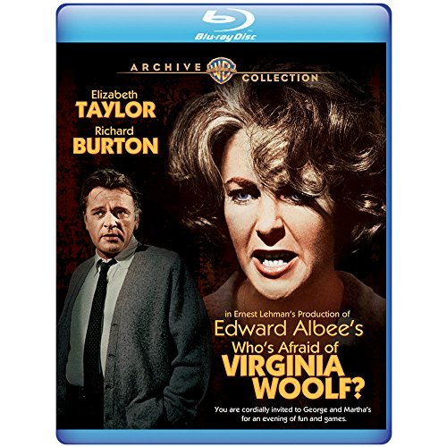 Who's Afraid Of Virginia Woolf Taylor Burton Made On Demand