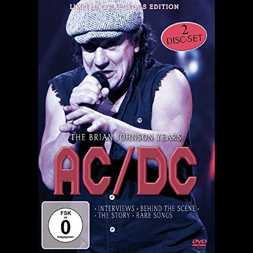 Ac Dc Brian Johnson Years