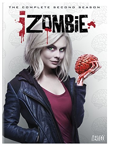Izombie Season 2 DVD