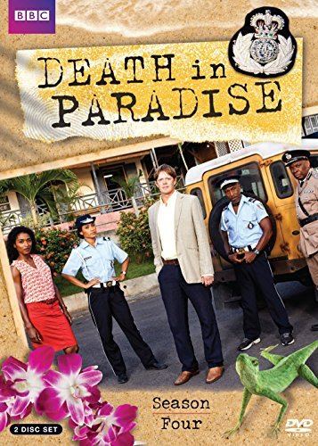 Death In Paradise Season 4 DVD