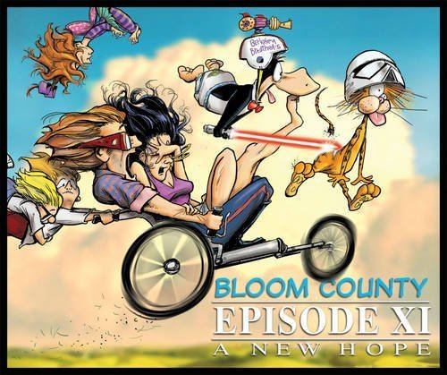 Berkeley Breathed Bloom County Episode Xi A New Hope
