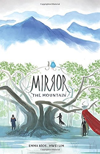 Emma Rios Mirror The Mountain