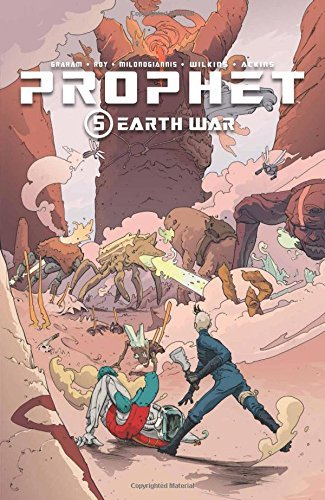 Brandon Graham Prophet Volume 5 Earth War