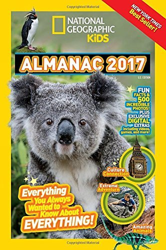 National Geographic Kids National Geographic Kids Almanac 2017