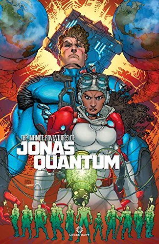 Marc Guggenheim The Infinite Adventures Of Jonas Quantum