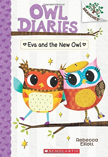 Rebecca Elliott Eva And The New Owl