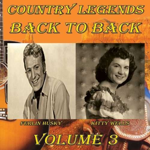 Wells Kitty Husky Ferlin Country Legends Back To Back 3
