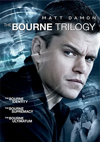 Bourne Trilogy Bourne Trilogy DVD