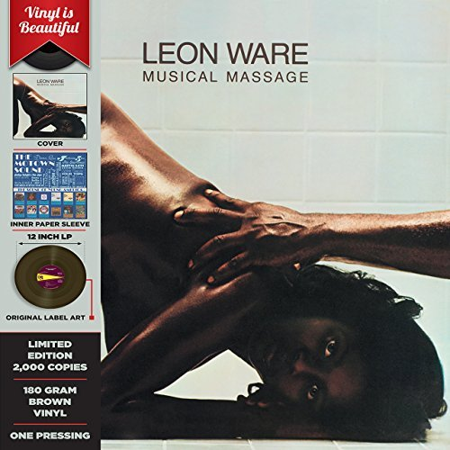Leon Ware Musical Massage