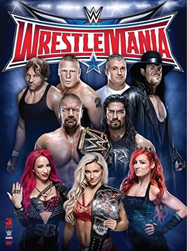 Wwe Wrestlemania 32 DVD