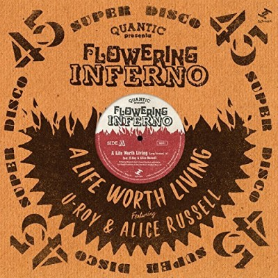 Quantic Presents Flowering Inf Life Worth Living