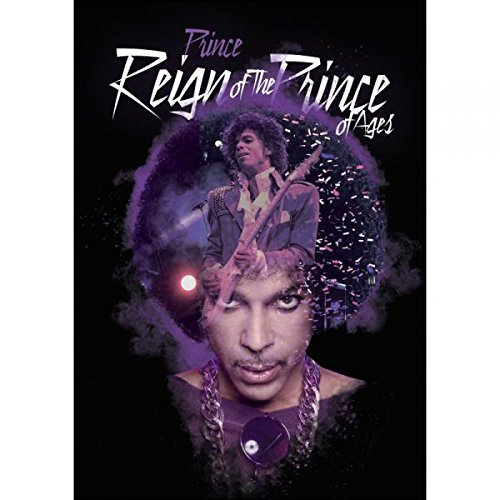 Prince Reign Of The Prince Of Ages DVD