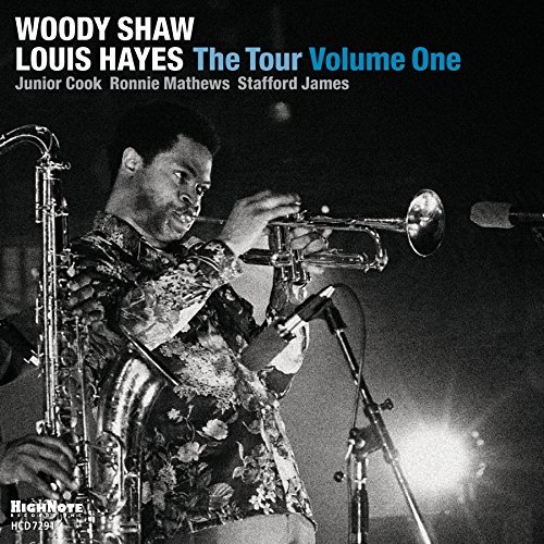 Woody Shaw Tour Voume One