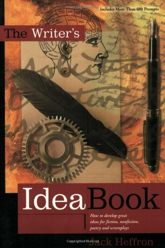 Jack Heffron The Writer's Idea Book