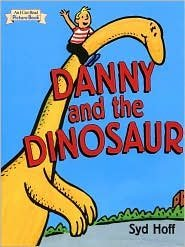 Syd Hoff Danny & The Dinosaur I Can Read Picture Book