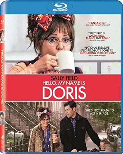 Hello My Name Is Doris Field Greenfield Daly Blu Ray R