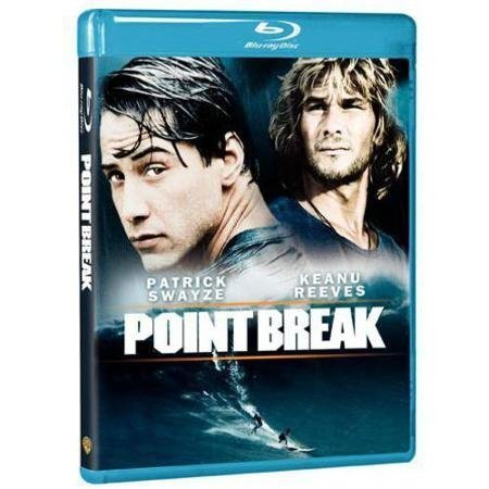 Point Break (1991) Swayze Reeves Busey