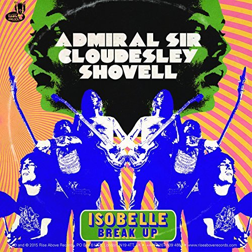Admiral Sir Cloudesley Shovell Isobelle