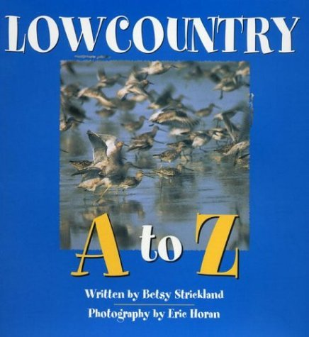 Betsy Strickland Lowcountry A To Z