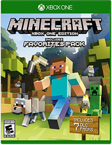Xbox One Minecraft Favorites