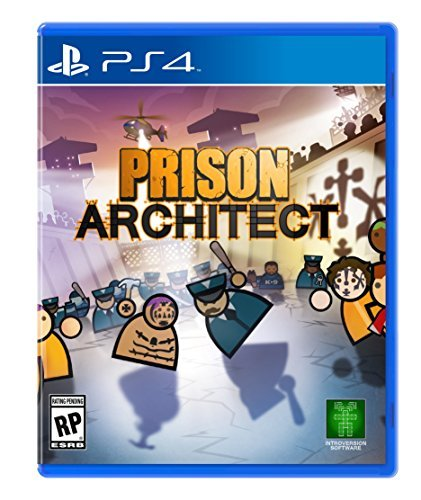 Ps4 Prison Architect