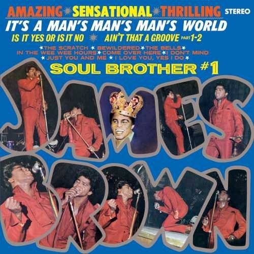 James Brown It's A Man's Man's Man's World