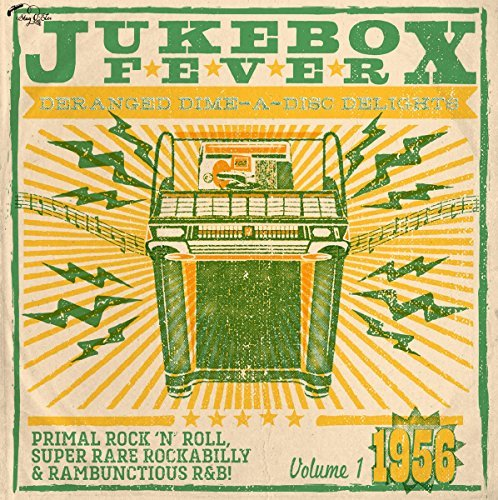 "Jukebox Fever Volume 1 (1956) 10"" CD"