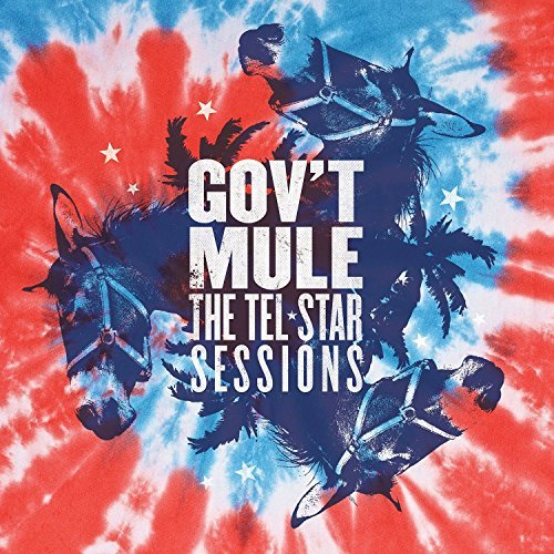 Gov't Mule The Tel Star Sessions (white Vinyl) 2lp 180 Gram Vinyl