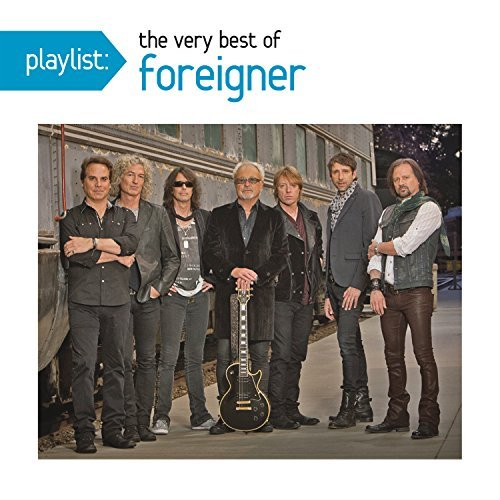 Foreigner Playlist Very Best Of Foreign