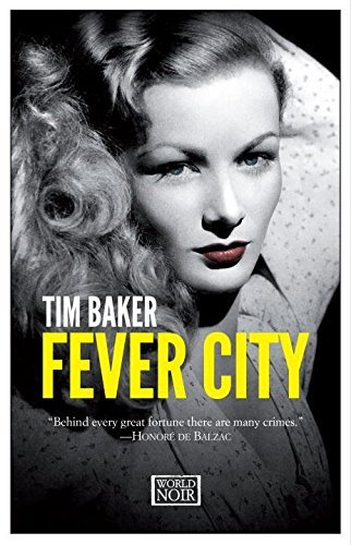 Tim Baker Fever City