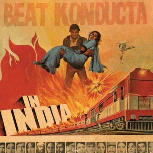 Madlib Beat Konducta In India Volume