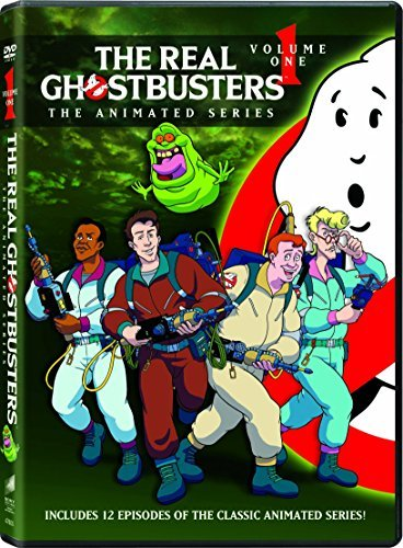 Real Ghostbusters Volume 1 DVD
