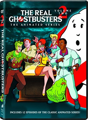 Real Ghostbusters Volume 2 DVD