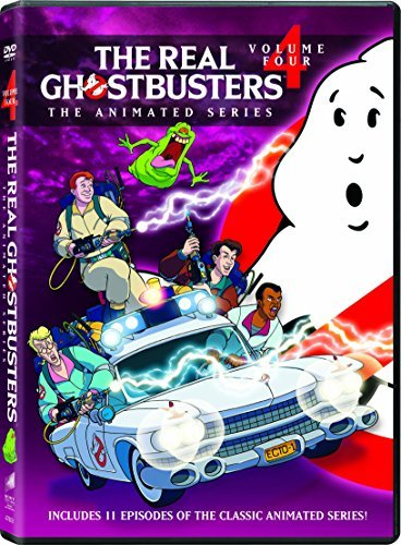Real Ghostbusters Volume 4 DVD