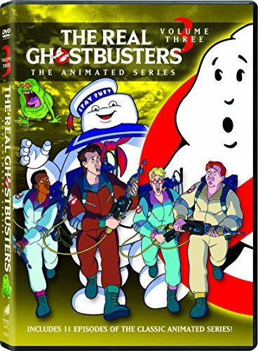 Real Ghostbusters Volume 3 DVD