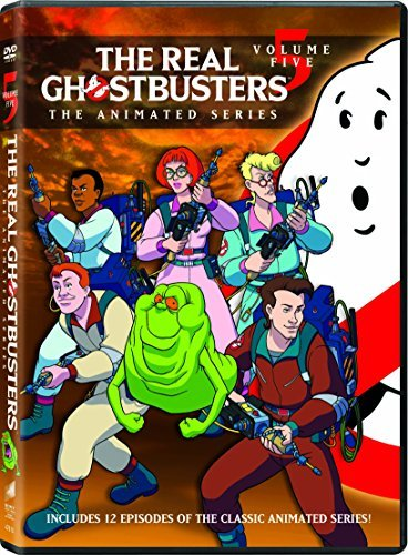 Real Ghostbusters Volume 5 DVD