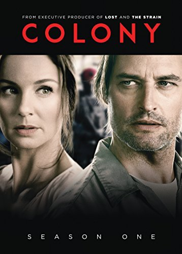 Colony Season 1 DVD