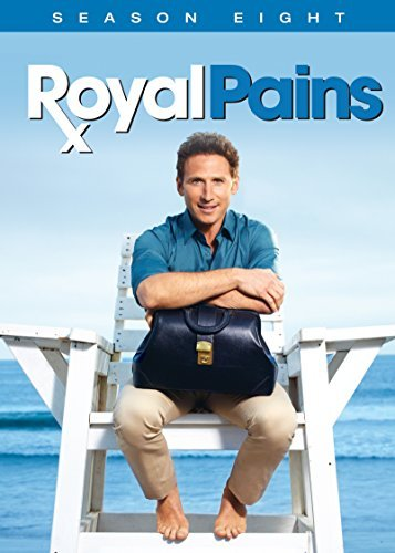 Royal Pains Season 8 DVD