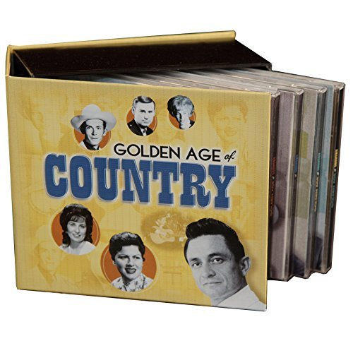Golden Age Of Country Various Artists