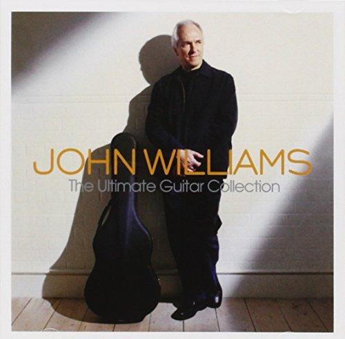 John Williams Ultimate Guitar Collection Import Eu 2 CD