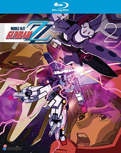 Mobile Suit Gundam Zz Collection 2 Blu Ray