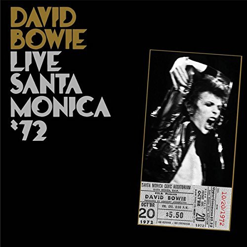 David Bowie Live Santa Monica 72