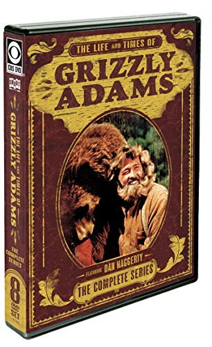 The Life & Times Of Grizzly Adams The Complete Series
